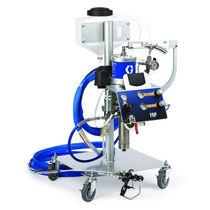 Dosificador-mezclador resina / electrónico / para astillero naval