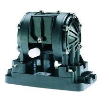 Bomba para astillero naval / de transferencia / de doble membrana / neumática