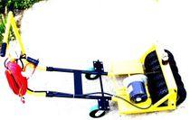 Tractor de remolcado para astillero naval / eléctrico