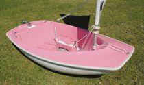 Vela ligera para personas con movilidad reducida / para escuela / de recreo / cat boat