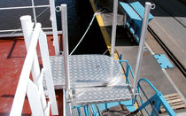 Plataforma para buque / flotante