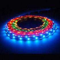 Tira de iluminación de exterior / para barco / LED / flexible