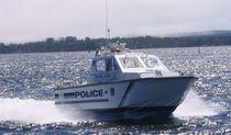 Barco de vigilancia intraborda / de aluminio