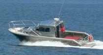 Barco de vigilancia intraborda / hidrojet intraborda / de aluminio
