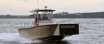 Barco de desembarco fueraborda / de aluminio
