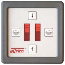 Interruptor para barco / para sistema de trim / con indicador de eficacia