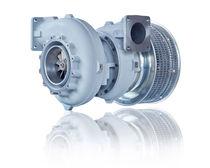 Turbocompresor turbina radial