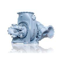 Turbocompresor para buque