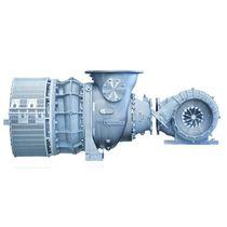 Turbocompresor 2 etapas / para buque