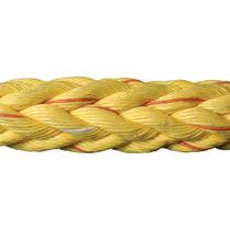 Cuerda de amarre / trenzada / para buque