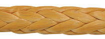 Cuerda de amarre / remolque para buque / trenza plana / para buque