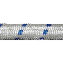 Cuerda de amarre / dobles trenzadas / para buque / alma de poliéster
