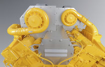 Aislamiento rígido para motor / térmico / SOLAS