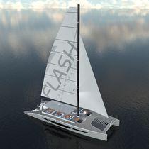 Catamarán / de chárter / con 2 literas