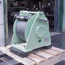 Chigre para buque / de remolcado / motor hidráulico / tambor simple