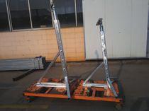 Pies de puesta en dique para veleros / para barcos de motor / ajustables / inclinación regulable
