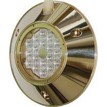 Iluminación subacuática para pantalán / para puerto deportivo / LED / para montaje en superficie
