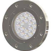 Iluminación subacuática para yate / LED / para montaje en superficie / multicolor