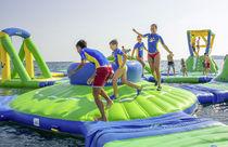 Juego acuático colchón / inflable