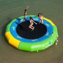 Juego acuático trampolín / inflable