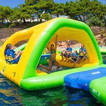 Juego acuático parque / inflable