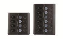 Panel de mando para barco / para circuito eléctrico / con portafusible estancos