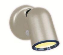Lámpara de lectura / de interior / para barco / halógena