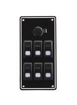 Panel eléctrico para barco / estanco / de corriente