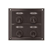 Panel eléctrico para barco / resistente a las salpicaduras / LED