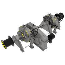 Chigre para buque pesquero / para maniobrar anclas / motor hidráulico