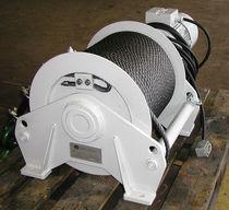 Chigre para buque / para asegurar cargas / motor hidráulico
