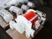 Chigre para buque / para investigación oceanográfica / motor hidráulico