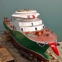 Buque de servicio offshore para inspección, mantenimiento y reparación de plataformas IMR