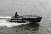 Barco de trabajo intraborda / de aluminio
