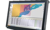 Software de navegación / de gestión / para buque