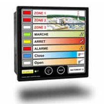 Panel indicador para buque / para yate / de alarma / para sistema