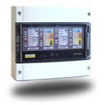 Unidad central para buque / para sistema de control y de alarma / para yate
