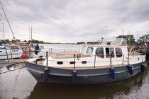 Barco cabinado intraborda / con fly / clásico