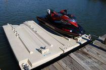 Pantalán flotante / para amarre en seco de motos acuáticas / para puerto deportivo / de plástico