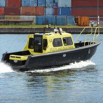 Embarcación de transporte de tripulación hidrojet intraborda