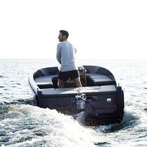 Barco open fueraborda / eléctrico / 10 personas máx.