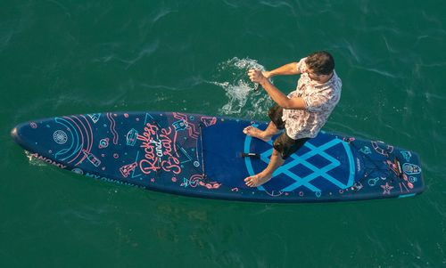 stand-up paddle-board allround / inflable