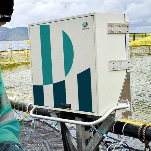 unidad de alimentación eléctrica para la acuicultura