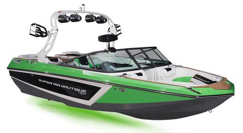 Runabout intraborda / bow-rider / de wakeboard / de esquí acuático Super Air Nautique GS20 Nautique Boat Company