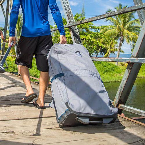 funda de viaje / de stand-up paddle / para tabla / con ruedas