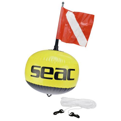 boya para la señalización de buceo / marca especial / inflable