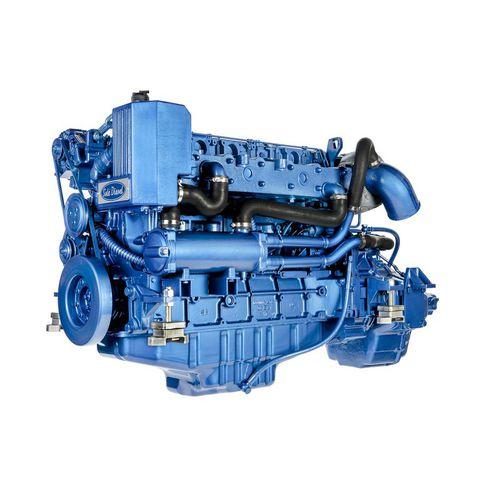 motor para buque diésel / inyección directa / turbo