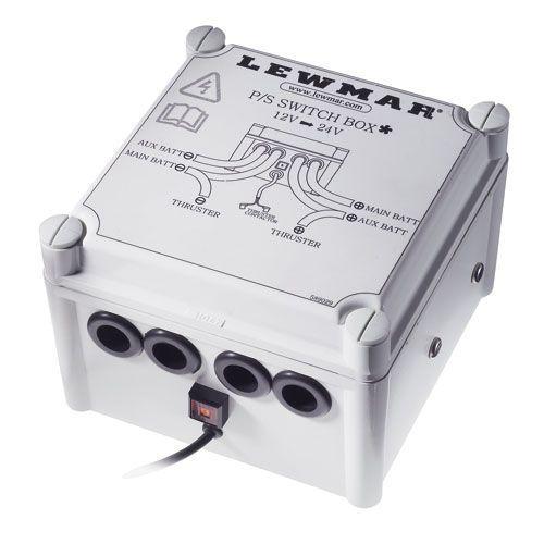 Interruptor para barco / para hélices / para circuito eléctrico Lewmar