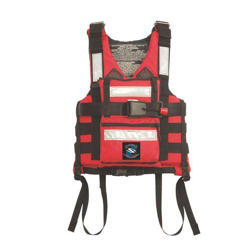 chaleco salvavidas de espuma / con arnés de seguridad / de uso profesional
