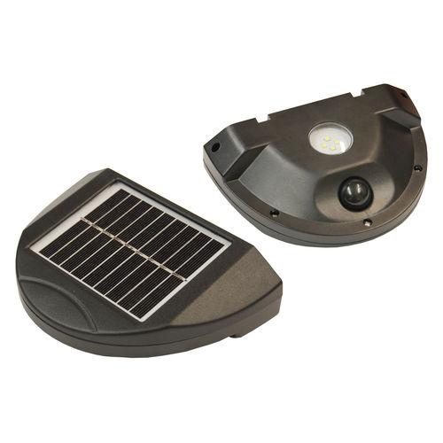lámpara para barco / LED / alimentada por batería / solar